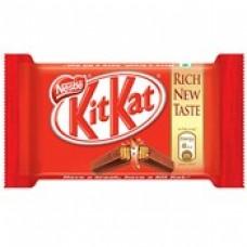 Kitkat Chocolate 4 Finger, PackOf 18 X Rs. 25