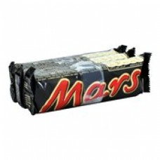 Mars Chocolate Snack Bar, Pack of 3 ,51 g
