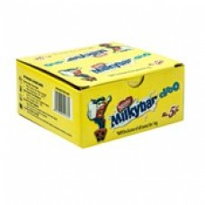 Nestle Chocolate Milky Bar, Pack Of 28 X Rs. 5