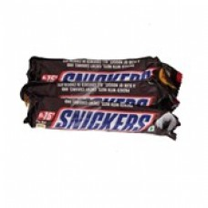 Snickers Chocolate Homepack, 100 g