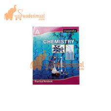 ITC Classmate Practical Notebook Chemistry, 116