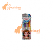 Flair Max Ball Pens Blue, Pack of 5 U