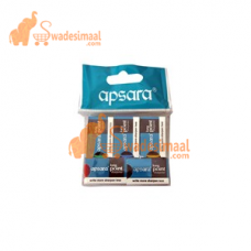 Apsara Long Point Sharpener Pouch Pack of 5