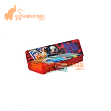 HMI Magnetic Pencil Box Assorted Designs