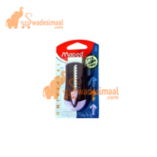 Maped Eraser With Tool