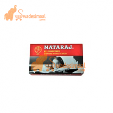 Nataraj 621 Sharpener Multicolor Pack of 20U