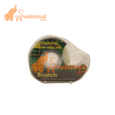 3M Scotch Magic Tape With Dispenser1.9 cm X