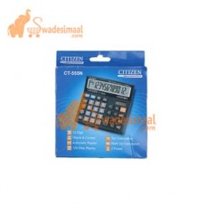 Citizen Calculator 555N Desktop 12 Digit