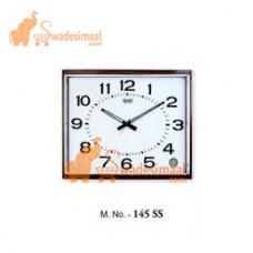 Office Clock Wooden(145)