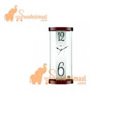 Ajanta Wooden Pendulum Clock (7677)