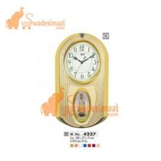 Ajanta Musical Pendulum Clock (4227)