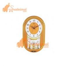 Ajanta Musical Pendulum Clock (5827)
