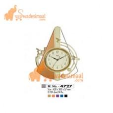 Ajanta Plain Pendulum Clock (4727)