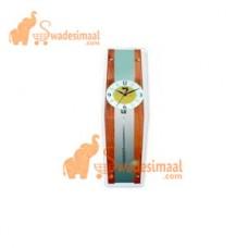 Ajanta Wooden  Pendulum  Clock(7177)