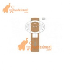 Ajanta Wooden  Pendulum  Clock(7907)