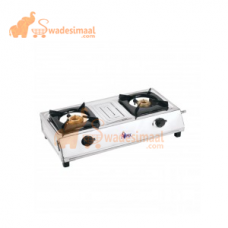 Apex 2 Burner Jumbo Atlas Gas Stove
