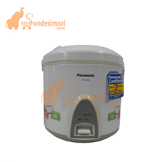 Panasonic SR KA 22 A 2.2 L Electric Rice Cooker with Steaming Feature