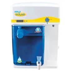Zero B SOLAR 6 stage water purifier with solar intelligence
