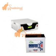 Solar Kiran UPS/Inverter Power, Pack 1000 VA