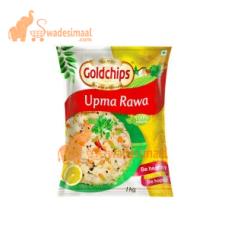 Gold Chips Upma Rawa 1 KG (30 Nos)