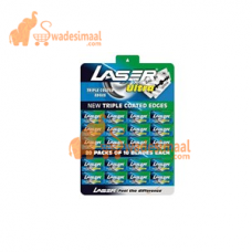 Laser Razor Ultra, Pack of 20 X 10 U each