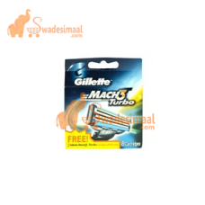 Gillette Mach 3 Cartridge Turbo, 8'S