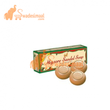 Mysore Sandal Soap Pack Of 6 U X 150 g
