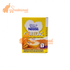 Cerelac Baby Food Wheat, Stage 1, 300 g