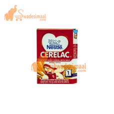 Cerelac Baby Food Wheat Apple, Stage 1, 300 g