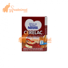 Cerelac Baby Food Wheat Apple Cherry, Stage 2, 300