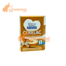 Cerelac Baby Food Wheat Honey, Stage 2, 300 g