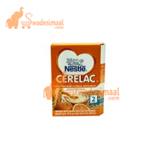 Cerelac Baby Food Wheat Orange, Stage 2, 300 g