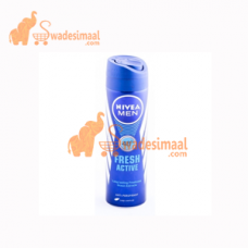Nivea Roll On Deodorant Fresh Active, 50 ml