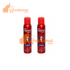 Spinz Deodorant Pack Of 2 X 150 ml