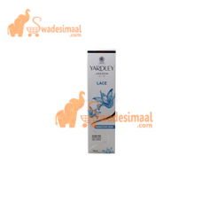 Yardley Perfumed Deo Spray Lace, 150ml