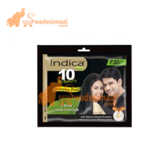 Indica Hair Colour Natural Black, 40 ml