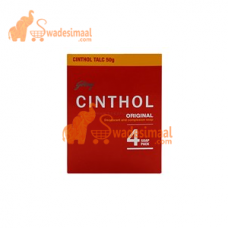 Cinthol Soap Original, 4 X 100 g