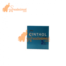 Cinthol Soap Cool, Pack Of 3 U X 100 g