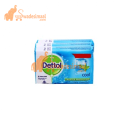 Dettol Soap Cool, Pack of 3 X 75 g