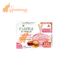 Fiama Di Wills Soap Double Moisturizer, 3 X125g