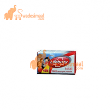 Lifebuoy Soap Total, Pack of 3 U X 100 g