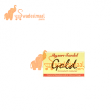 Mysore Sandal Soap Gold, 125 g