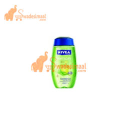 Nivea Shower Gel Lemon And Oil, 250 ml