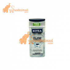 Nivea Shower Gel Pure Impact, 250 ml