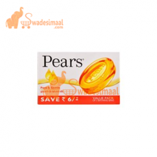 Pears Pure & Gentle Soap, Pack Of 3 U X 125 g