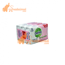 Dettol Soap Skincare, Pack Of 3 U X 125 g