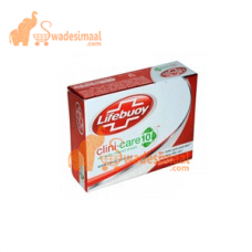 Lifebuoy Soap Clini Care Complete, Pack Of 3 U X 125 g