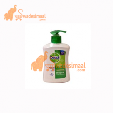 Dettol Handwash Orginal Pump, 215 ml