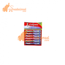 Colgate Toothbrush Zig Zag, Pack Of 6 U