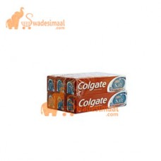 Colgate Toothpaste Active Salt, Pack Of 6 U X 50 g